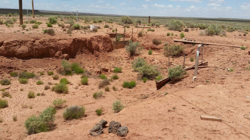 SOLD – 40 Acres in Navajo County, Arizona with power, septic and a well! – SOLD