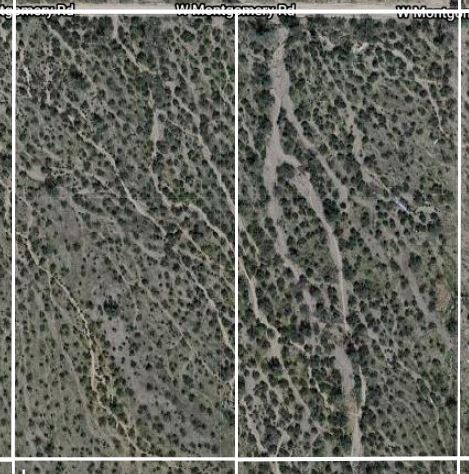 8.24 acres (2 parcels) in Whispering Ranch, less than an hour northwest of the metro Phoenix area